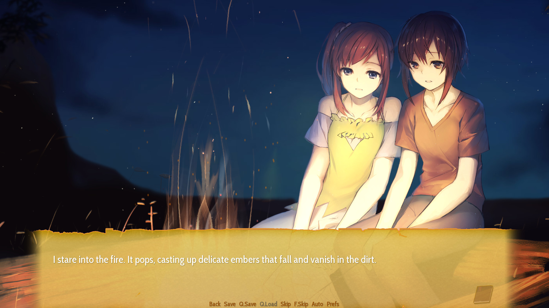 The Ren'Py Visual Novel Engine